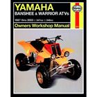 Picture of Workshop Manual Yamaha YFZ350 Warrior, YFM350X Banshee 1987-1999