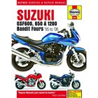 Picture of Haynes Manual 3367 Suzuki GSF600,650 & 1200 Bandit 95-06+T11449