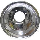 Picture of ATV Wheel Rolled Edge 9x8, 3+5, , 4/115, 10.5 Polished