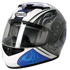 Picture of Road Helmet Ultra Cosmos White/Blue Xl 61/62