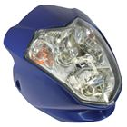 Picture of Aura Headlight Universal Fairing With Inds Blue