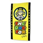 Picture of Beach Towel Rossi 46 Yellow