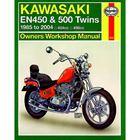 Picture of Haynes Manual 2053 KAW EN450/500 TWINS A1-7 C1-9 LTD/VULCAN 85-04