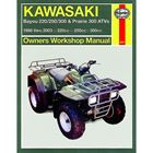 Picture of Haynes Manual 2351 KAW ATV BAYOU220/250/300/ PRAIRIE 300 86-03-S/Order