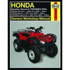 Picture of Haynes Manual 2553 HON ATV+T9811 RANCHER, RECON & TRX250EX