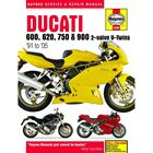 Picture of Haynes Manual 3290 Ducati 900SS/SL V-TWINS