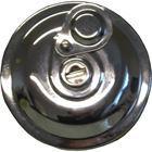 Picture of Petrol Caps Chrome Locking Screw-in Type Vented & Non-Vented (Pair)