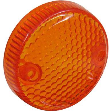 Picture of Indicator Lens Honda VT600, VT750(Amber)