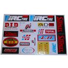 Picture of Stickers Assorted Small DID, Stanley, Total, Ferodo, Denso, ADS (Per 5)