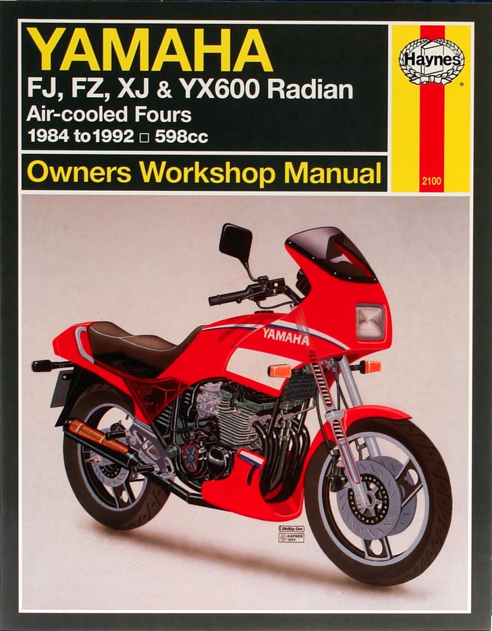 1987 Yamaha Radian Wiring Diagram Electrical Diagrams Xj 1986 Yx600 Car Explained U2022 Parts