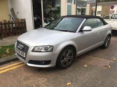 Picture of Audi A3 Cabriolet 1.8 TFSI Sport