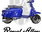 Picture of Royal Alloy GP 125 AC