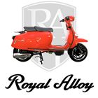 Picture of Royal Alloy GP 125 LC