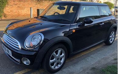 Picture of Mini Cooper 1.6 2010